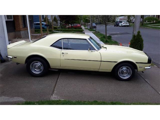 Picture of Classic '68 Camaro located in Michigan - $33,995.00 - Q7W0