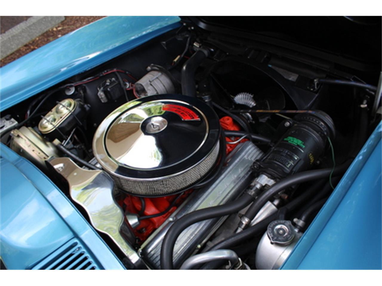 Large Picture of 1967 Chevrolet Corvette - Q5DT