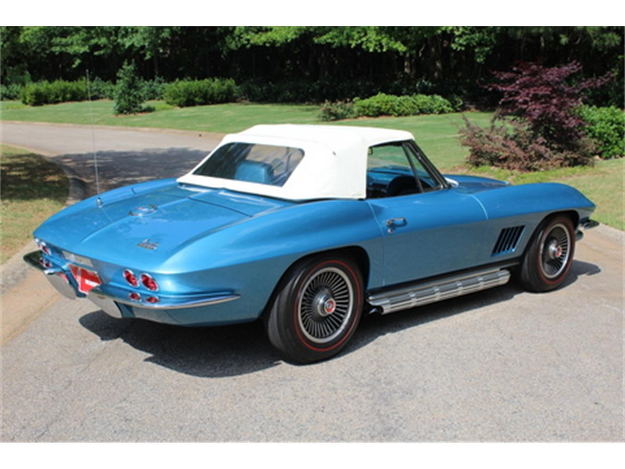 Large Picture of Classic 1967 Corvette Offered by Fraser Dante - Q5DT