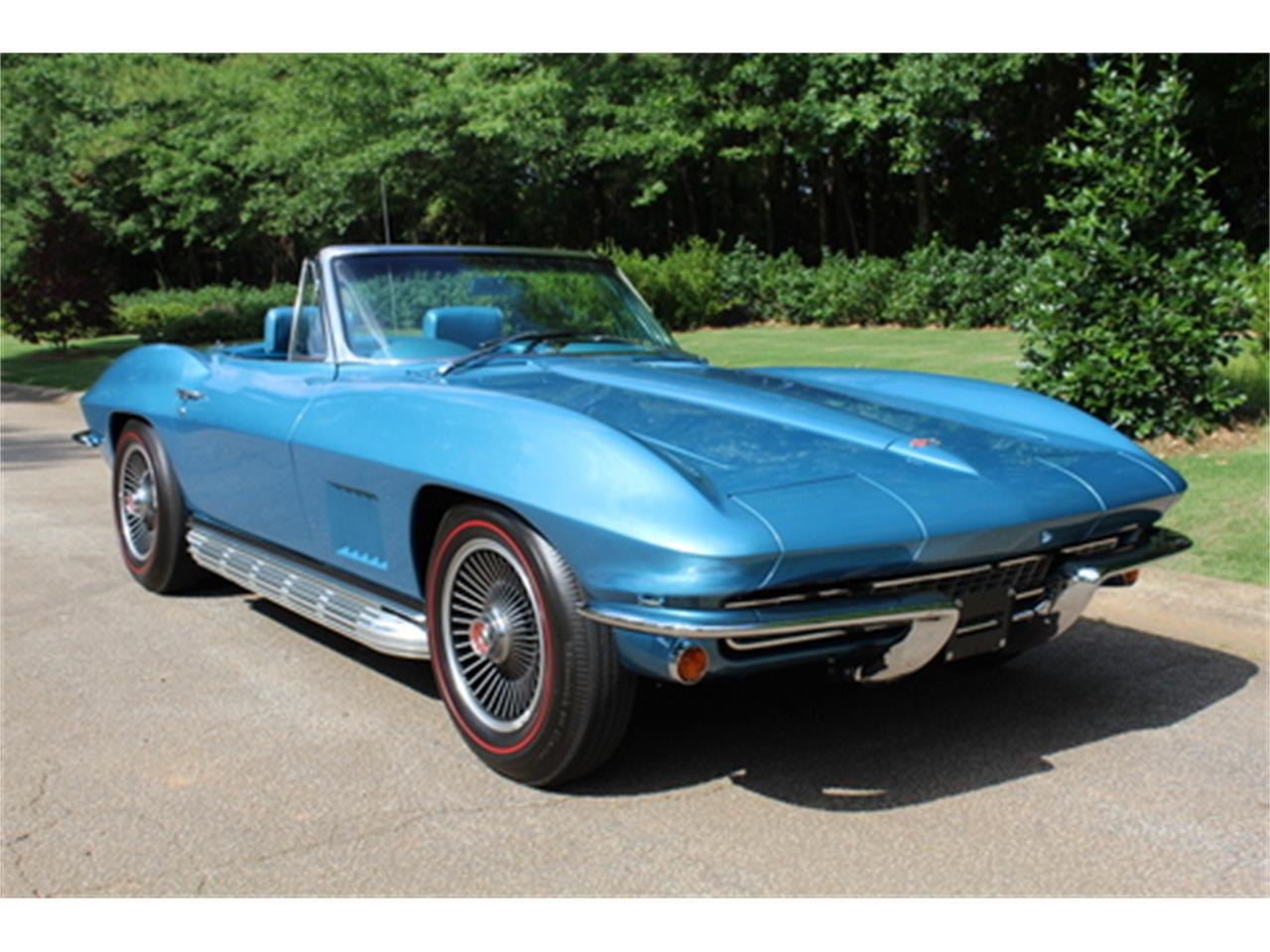 Large Picture of Classic 1967 Corvette - $110,000.00 - Q5DT
