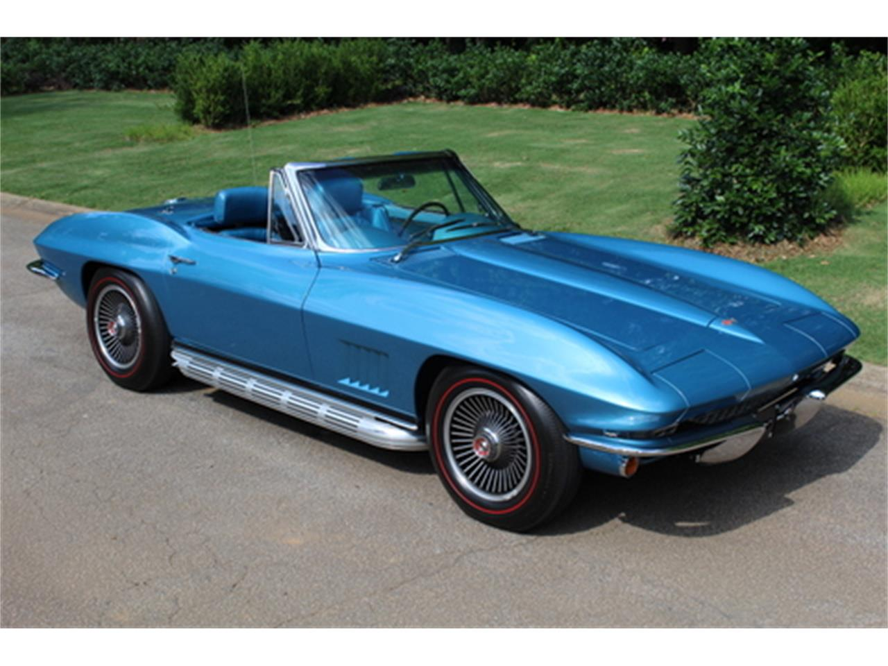 Large Picture of Classic 1967 Chevrolet Corvette located in Roswell Georgia Offered by Fraser Dante - Q5DT