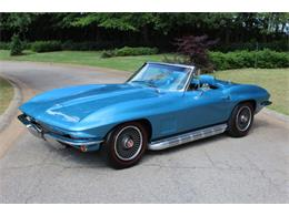 Picture of 1967 Chevrolet Corvette located in Roswell Georgia Offered by Fraser Dante - Q5DT