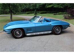Picture of Classic 1967 Corvette located in Roswell Georgia Offered by Fraser Dante - Q5DT