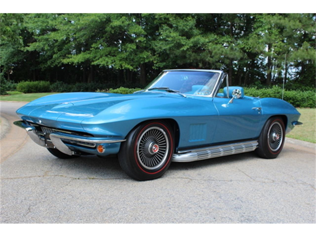 Large Picture of 1967 Corvette located in Roswell Georgia Offered by Fraser Dante - Q5DT