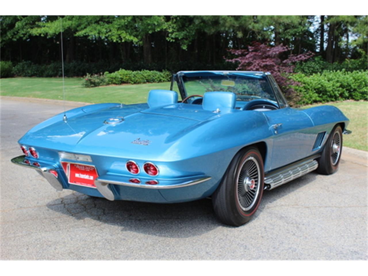 Large Picture of Classic '67 Corvette - $110,000.00 Offered by Fraser Dante - Q5DT