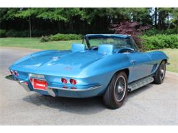 Picture of Classic 1967 Chevrolet Corvette located in Roswell Georgia - $110,000.00 Offered by Fraser Dante - Q5DT