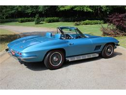 Picture of 1967 Corvette located in Roswell Georgia - $110,000.00 Offered by Fraser Dante - Q5DT