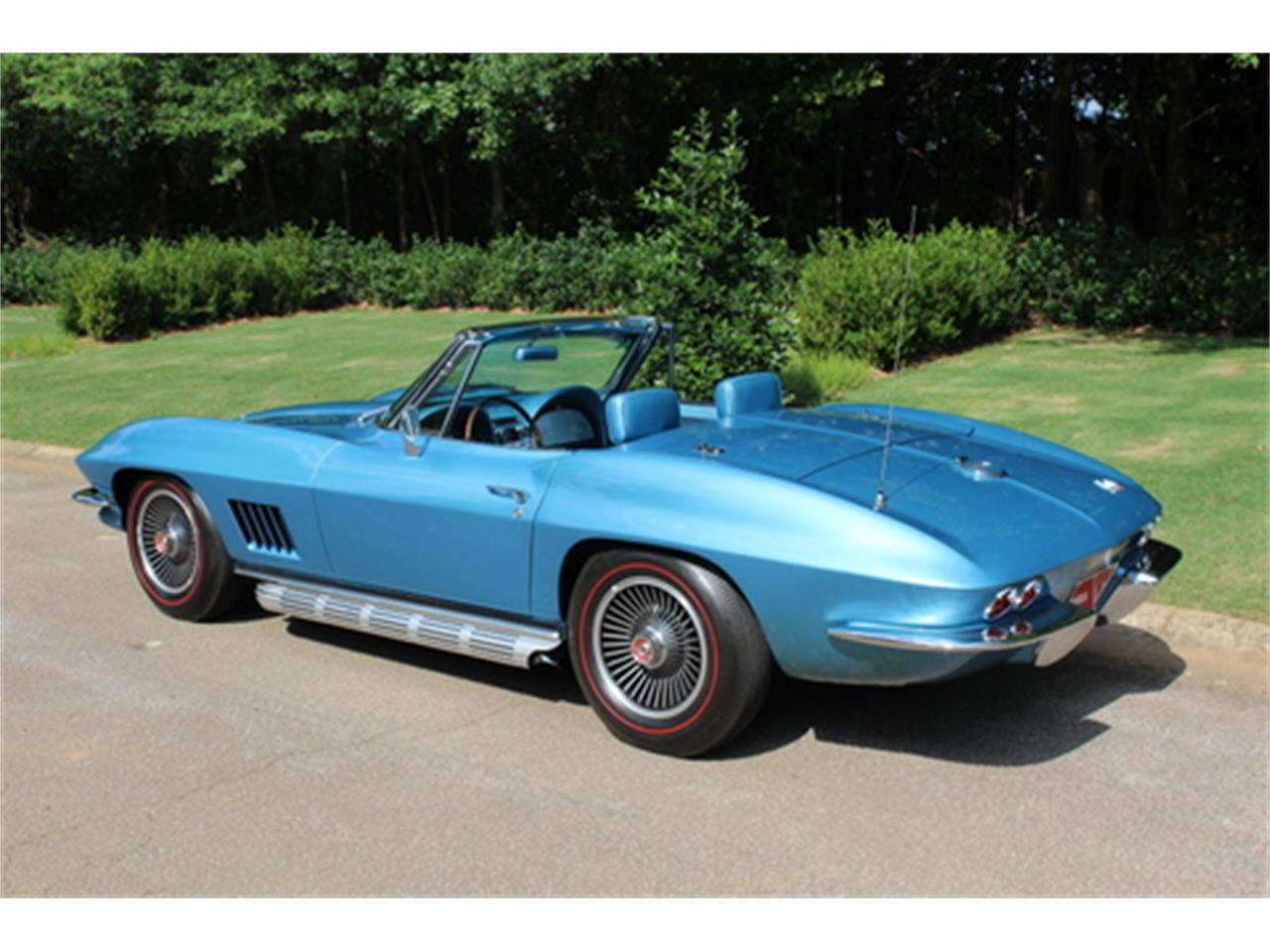 Large Picture of Classic '67 Corvette located in Georgia - $110,000.00 Offered by Fraser Dante - Q5DT
