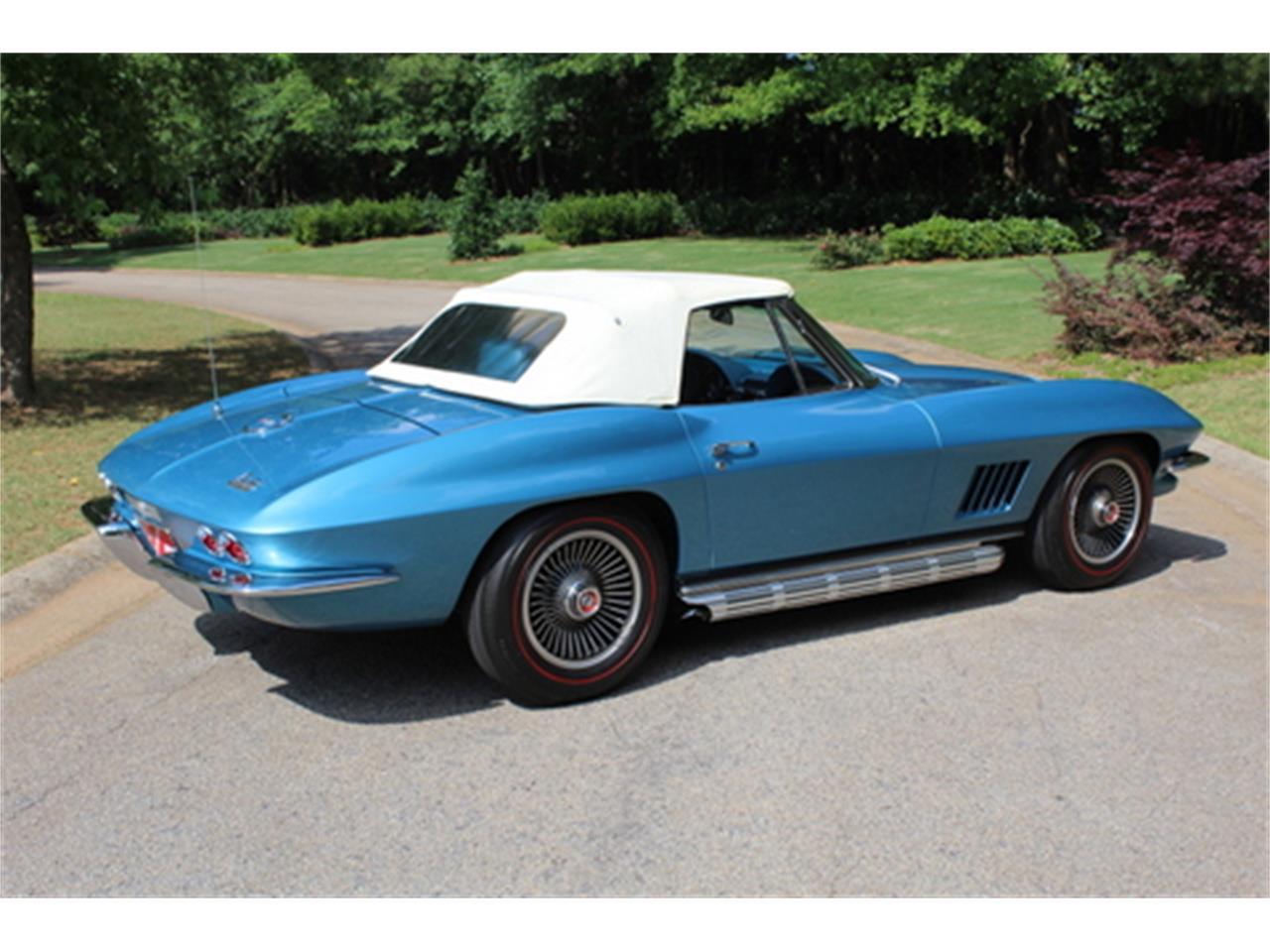Large Picture of Classic '67 Corvette located in Georgia - Q5DT
