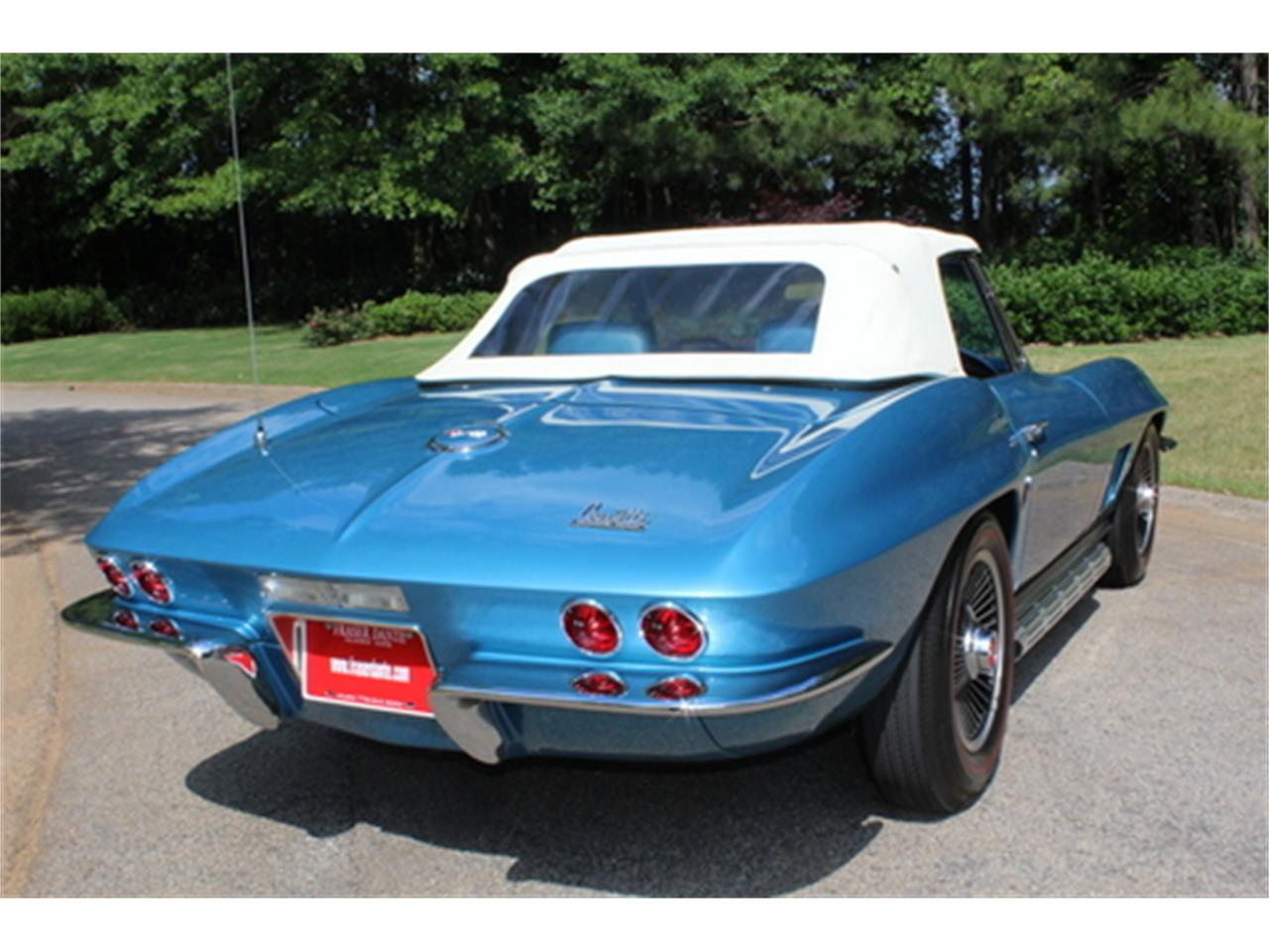 Large Picture of Classic 1967 Chevrolet Corvette Offered by Fraser Dante - Q5DT