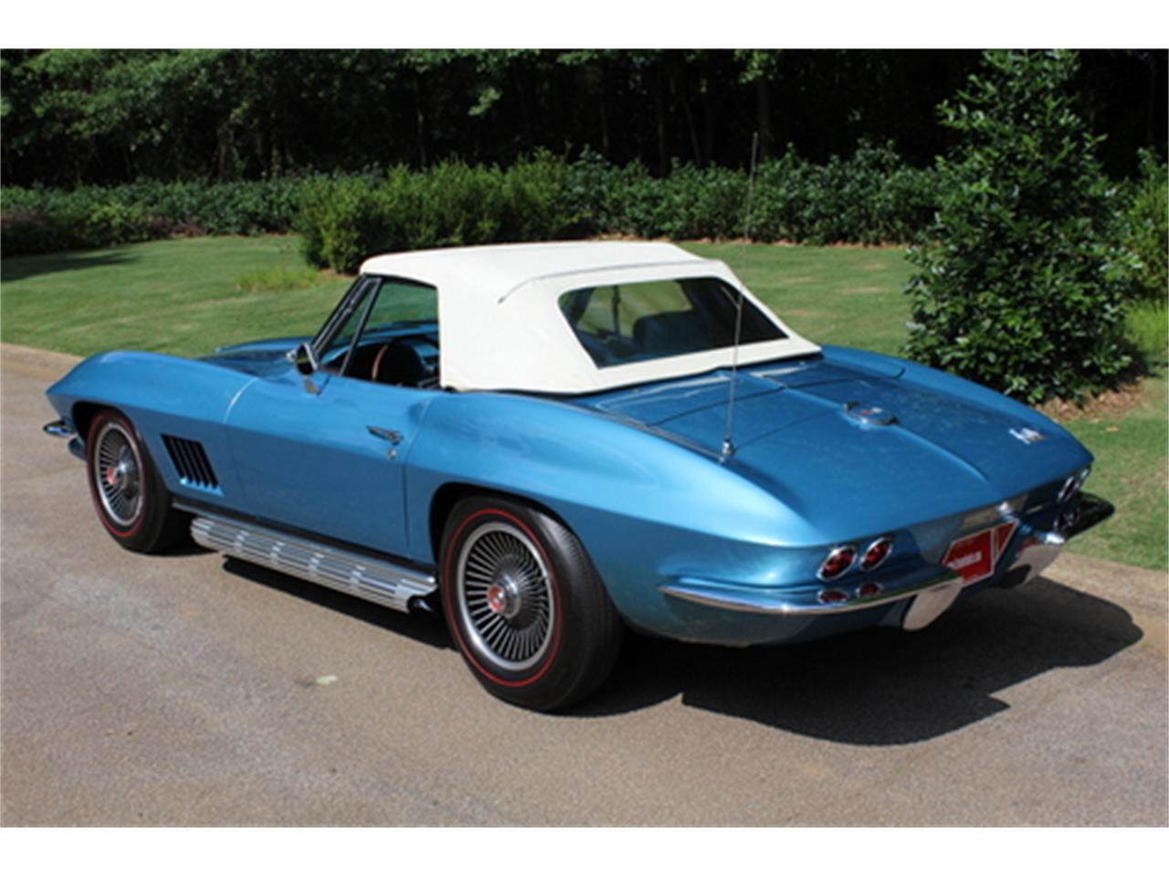 Large Picture of Classic '67 Corvette - $110,000.00 - Q5DT