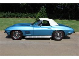 Picture of Classic 1967 Chevrolet Corvette located in Georgia - $110,000.00 Offered by Fraser Dante - Q5DT