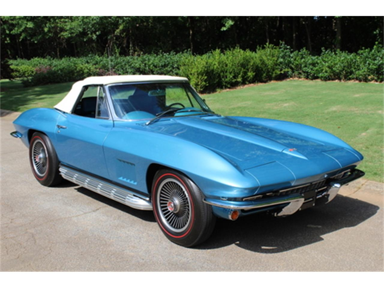 Large Picture of Classic '67 Chevrolet Corvette - $110,000.00 Offered by Fraser Dante - Q5DT
