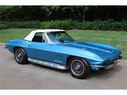 Picture of 1967 Corvette located in Roswell Georgia - $110,000.00 - Q5DT