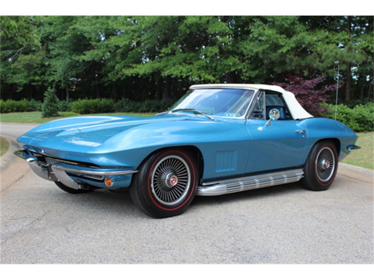 Large Picture of '67 Chevrolet Corvette - $110,000.00 - Q5DT