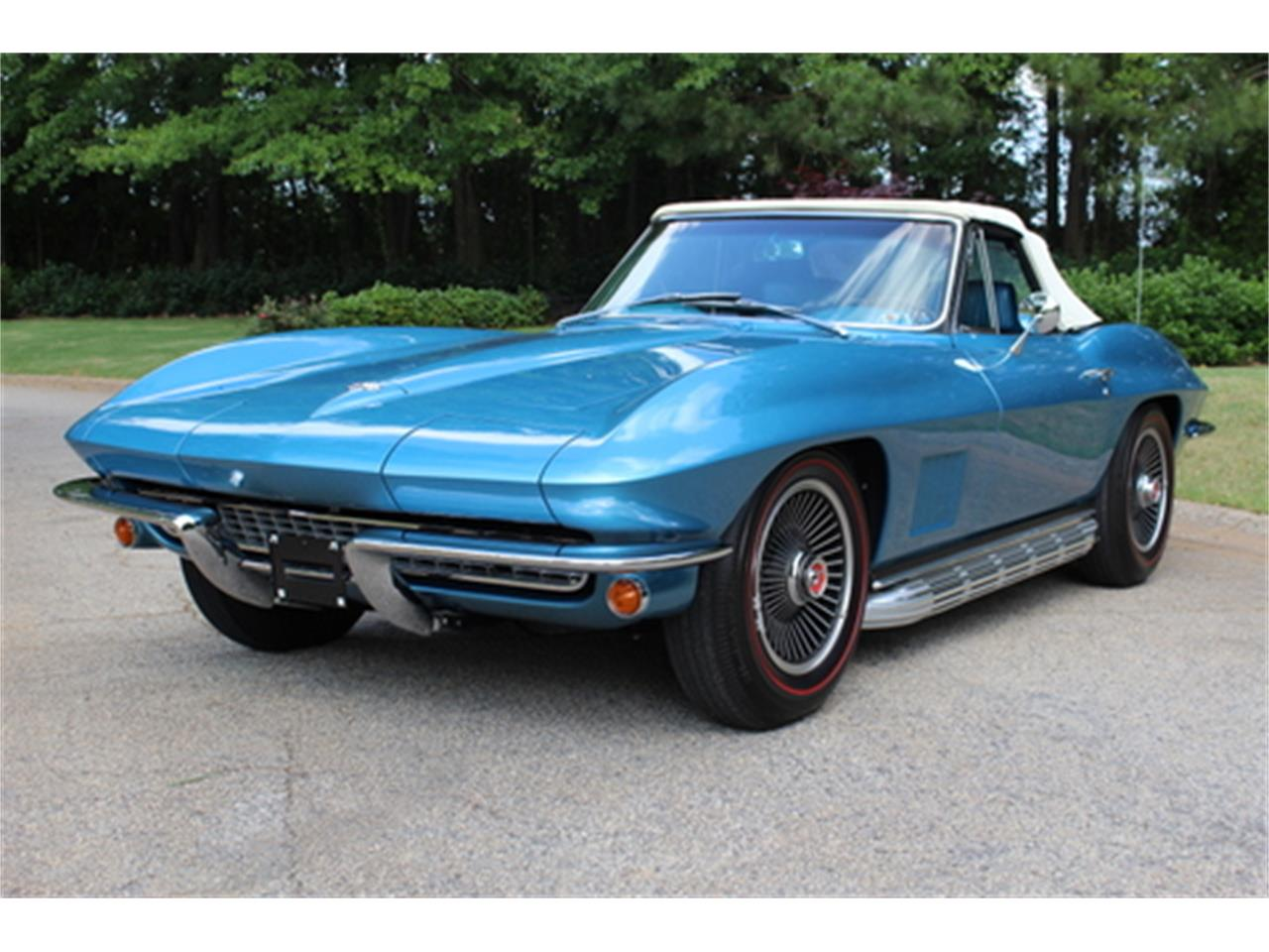 Large Picture of '67 Chevrolet Corvette located in Roswell Georgia - $110,000.00 - Q5DT