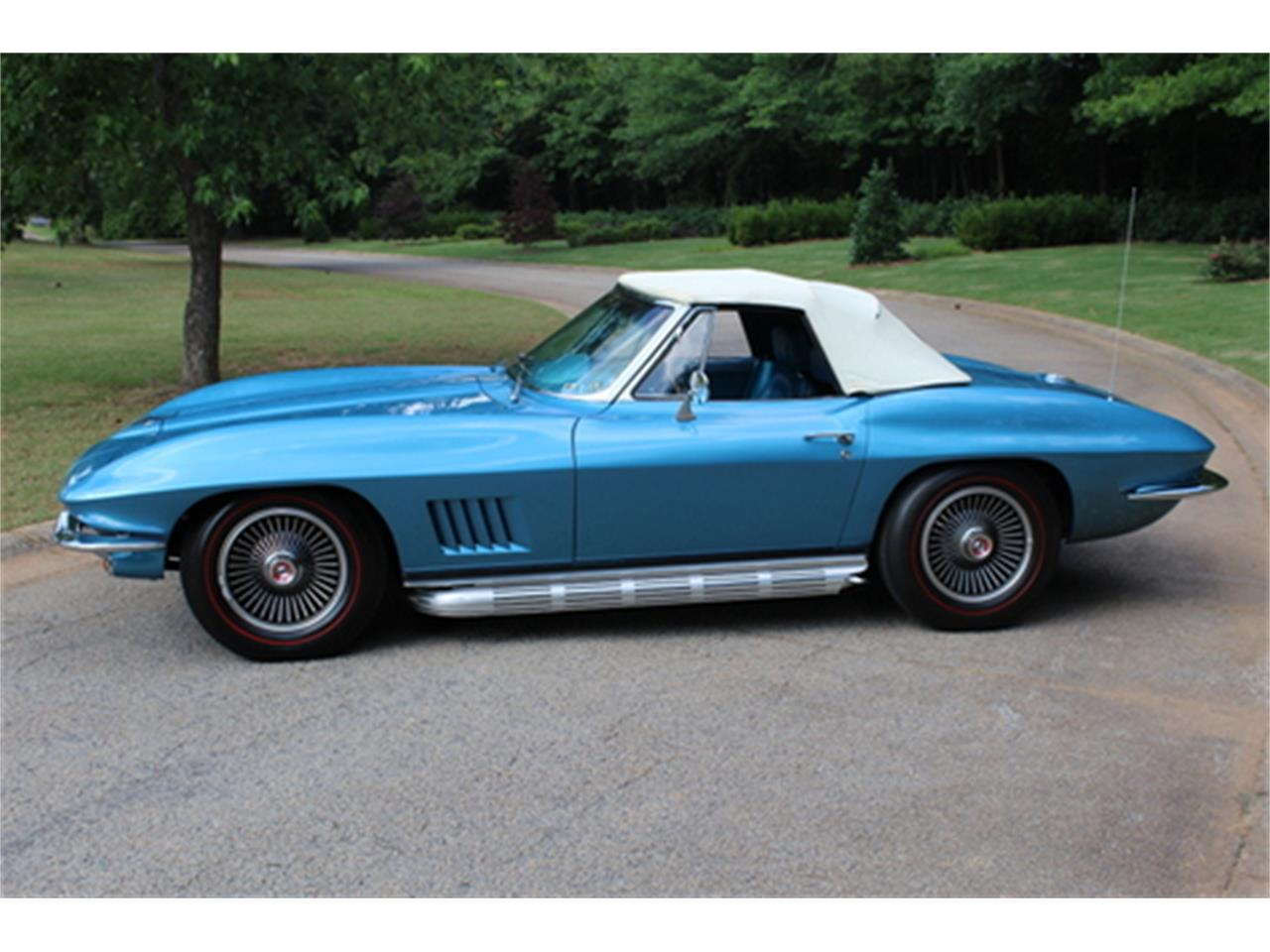 Large Picture of '67 Corvette located in Roswell Georgia - $110,000.00 Offered by Fraser Dante - Q5DT