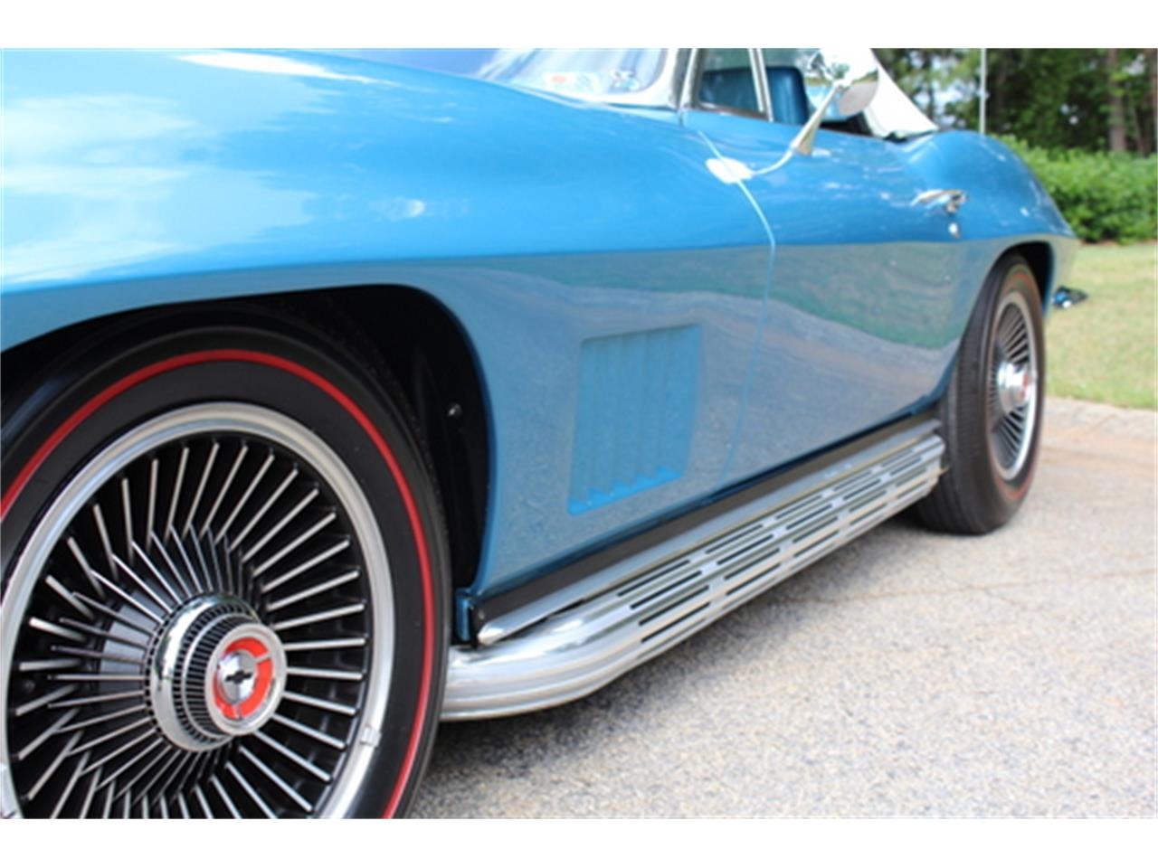 Large Picture of 1967 Chevrolet Corvette - $110,000.00 Offered by Fraser Dante - Q5DT