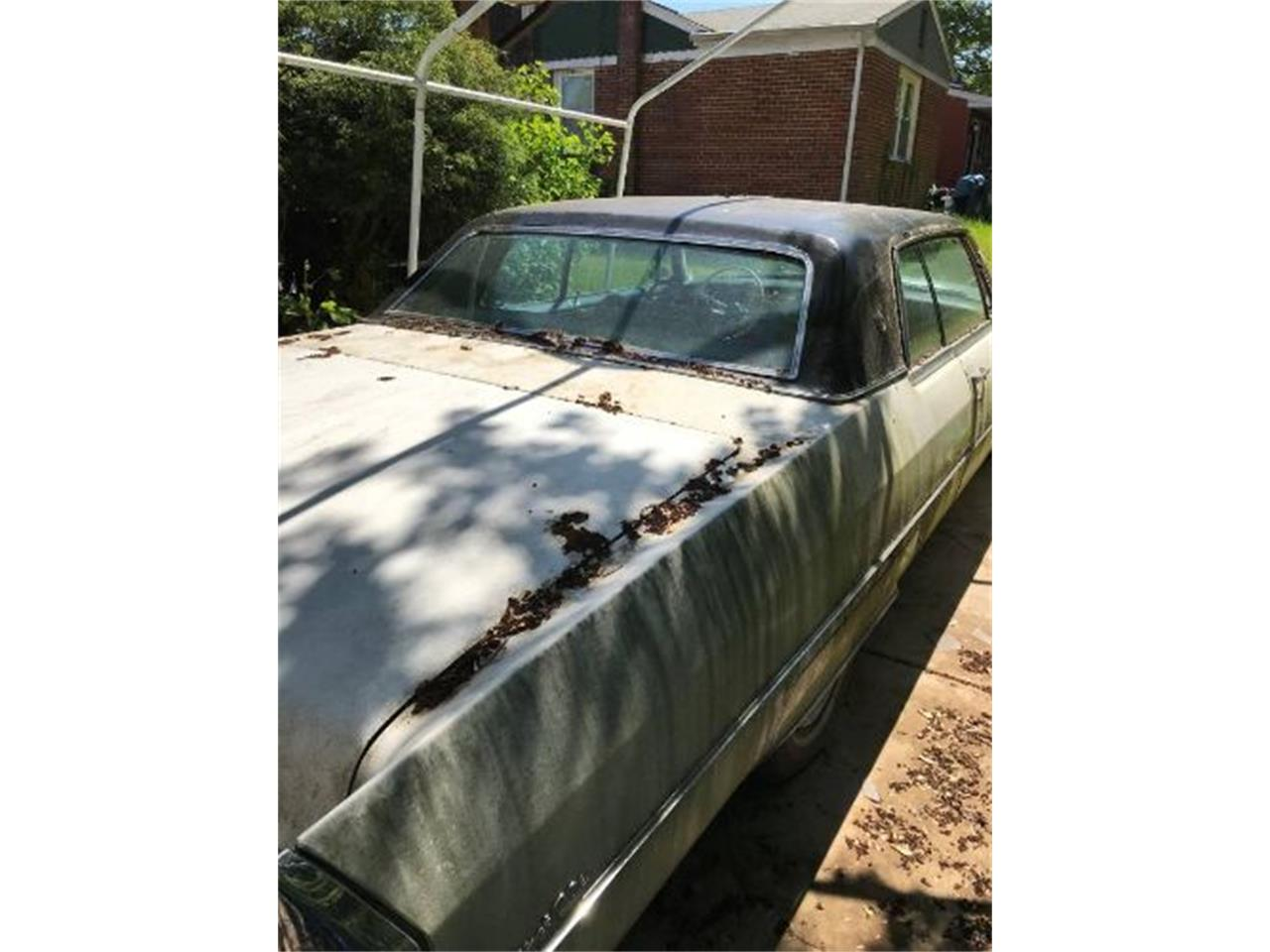 Large Picture of Classic '65 Cadillac Coupe DeVille located in Michigan - $13,495.00 - Q7X7