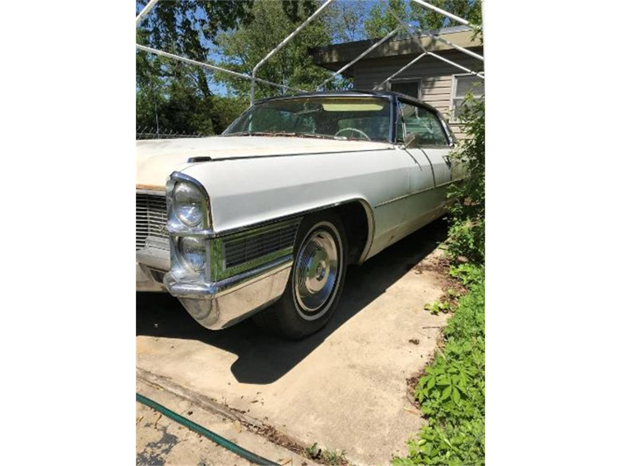 Large Picture of 1965 Cadillac Coupe DeVille - Q7X7