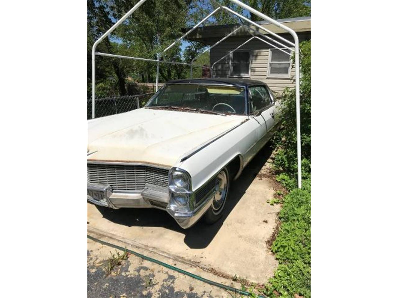 Large Picture of '65 Cadillac Coupe DeVille - Q7X7