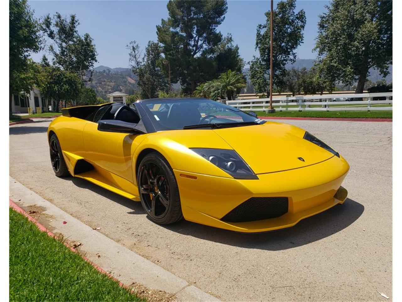 Large Picture of '08 Murcielago located in California Offered by Exclusive Motorcars - Q7YB