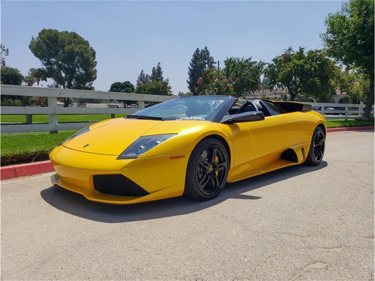 Large Picture of '08 Lamborghini Murcielago - $275,000.00 - Q7YB