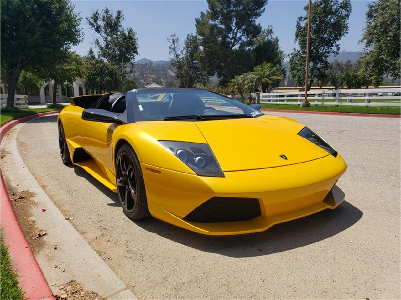 Large Picture of '08 Murcielago Offered by Exclusive Motorcars - Q7YB