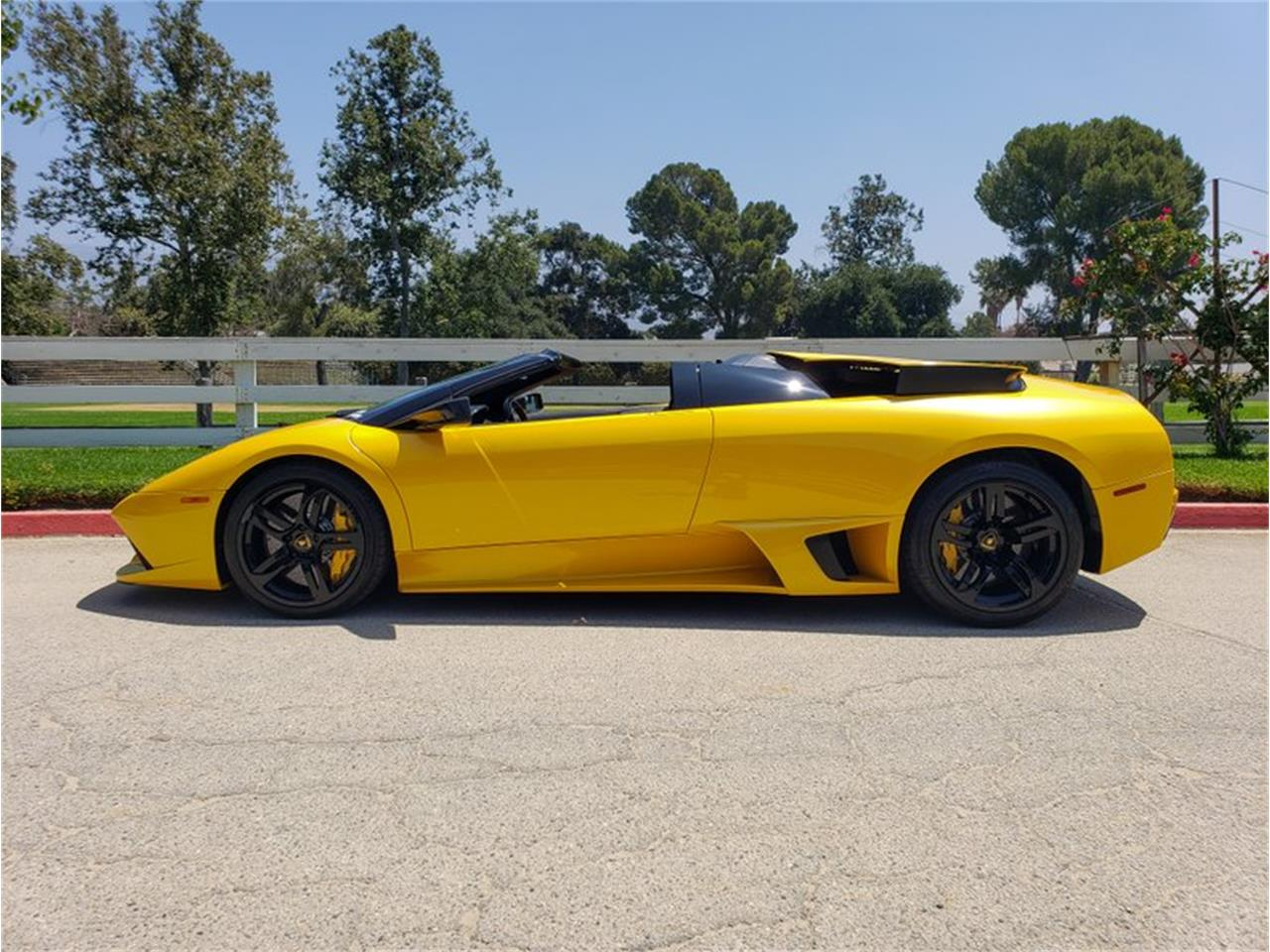 Large Picture of '08 Lamborghini Murcielago Offered by Exclusive Motorcars - Q7YB