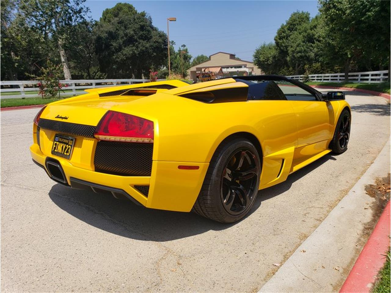 Large Picture of 2008 Lamborghini Murcielago located in California Offered by Exclusive Motorcars - Q7YB