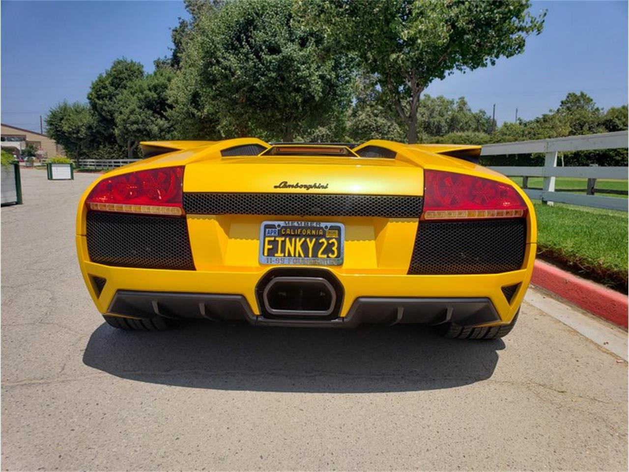 Large Picture of '08 Lamborghini Murcielago located in Los Angeles California - $275,000.00 Offered by Exclusive Motorcars - Q7YB