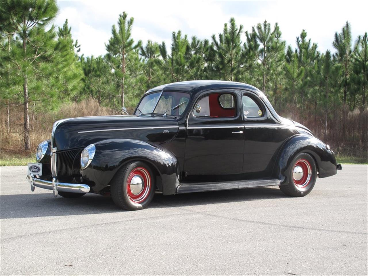 For Sale: 1940 Ford Coupe in Ocala, Florida