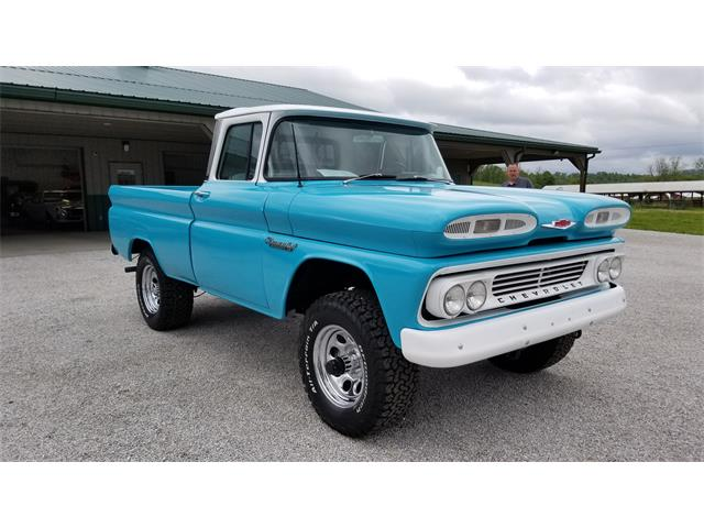 Picture of 1960 Chevrolet Pickup Offered by  - Q7YY