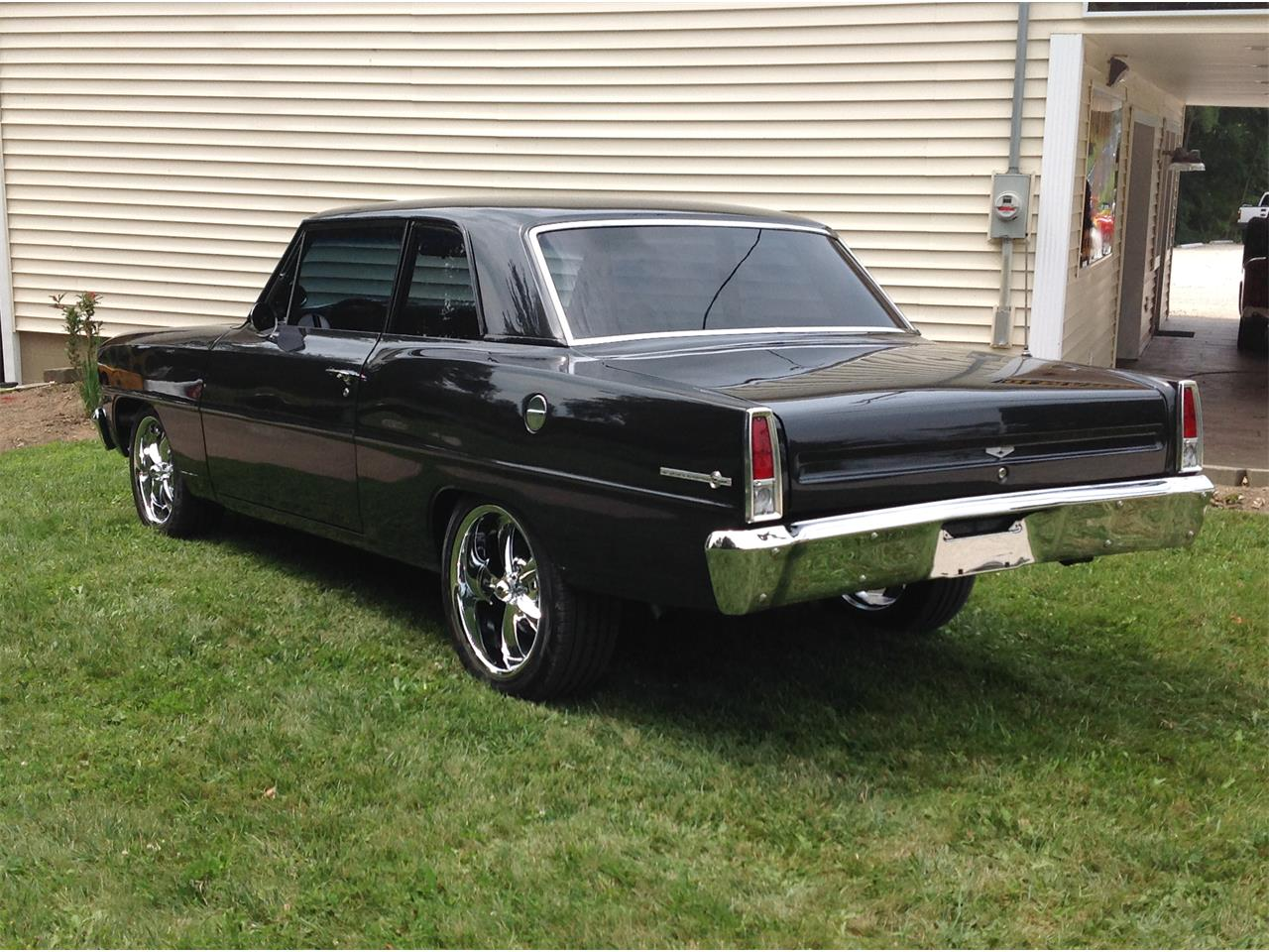 Large Picture of '67 Nova II - Q7YZ