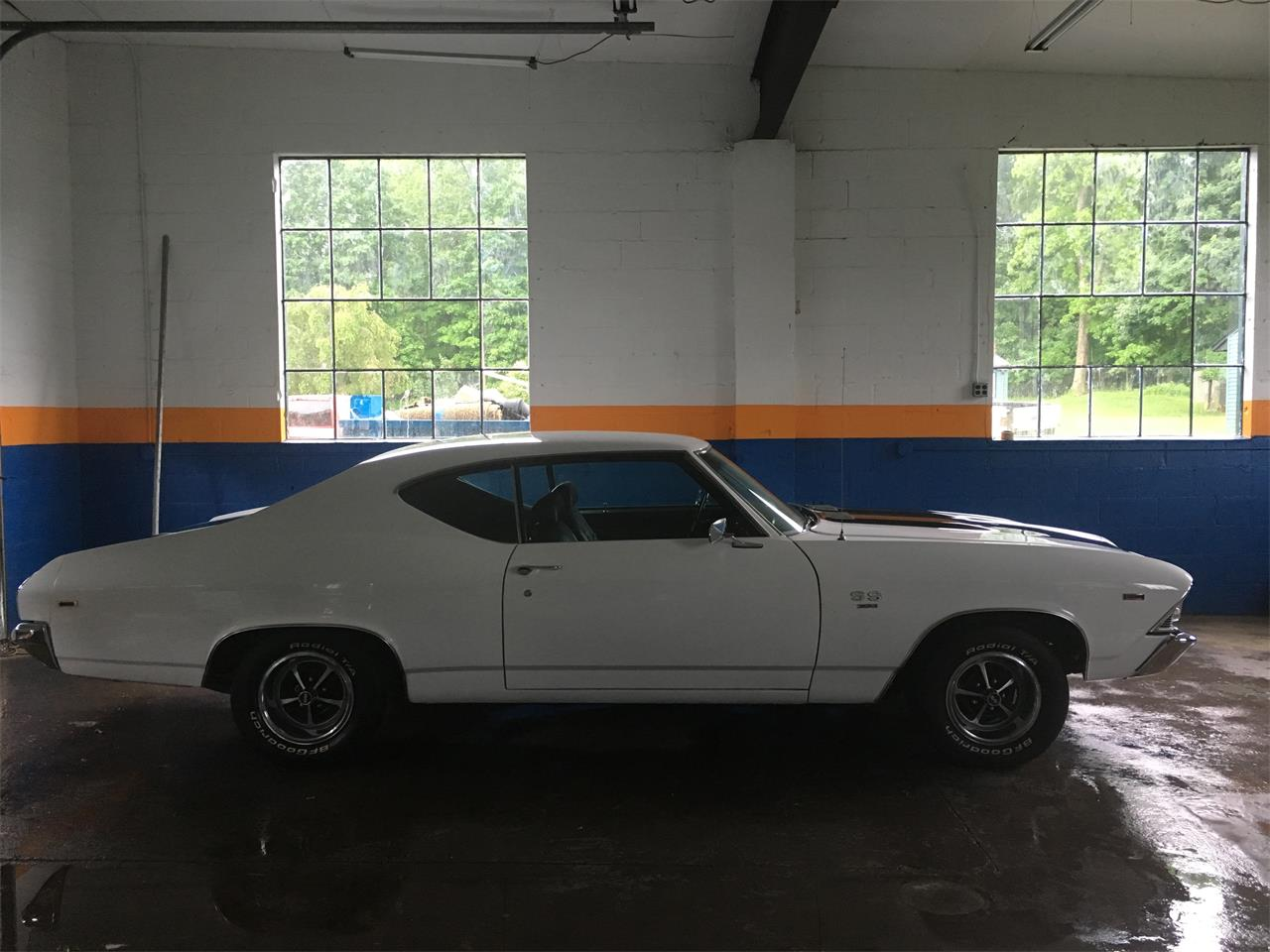 Large Picture of '69 Chevelle SS - Q7Z2