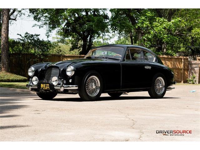 1954 Aston Martin Coupe