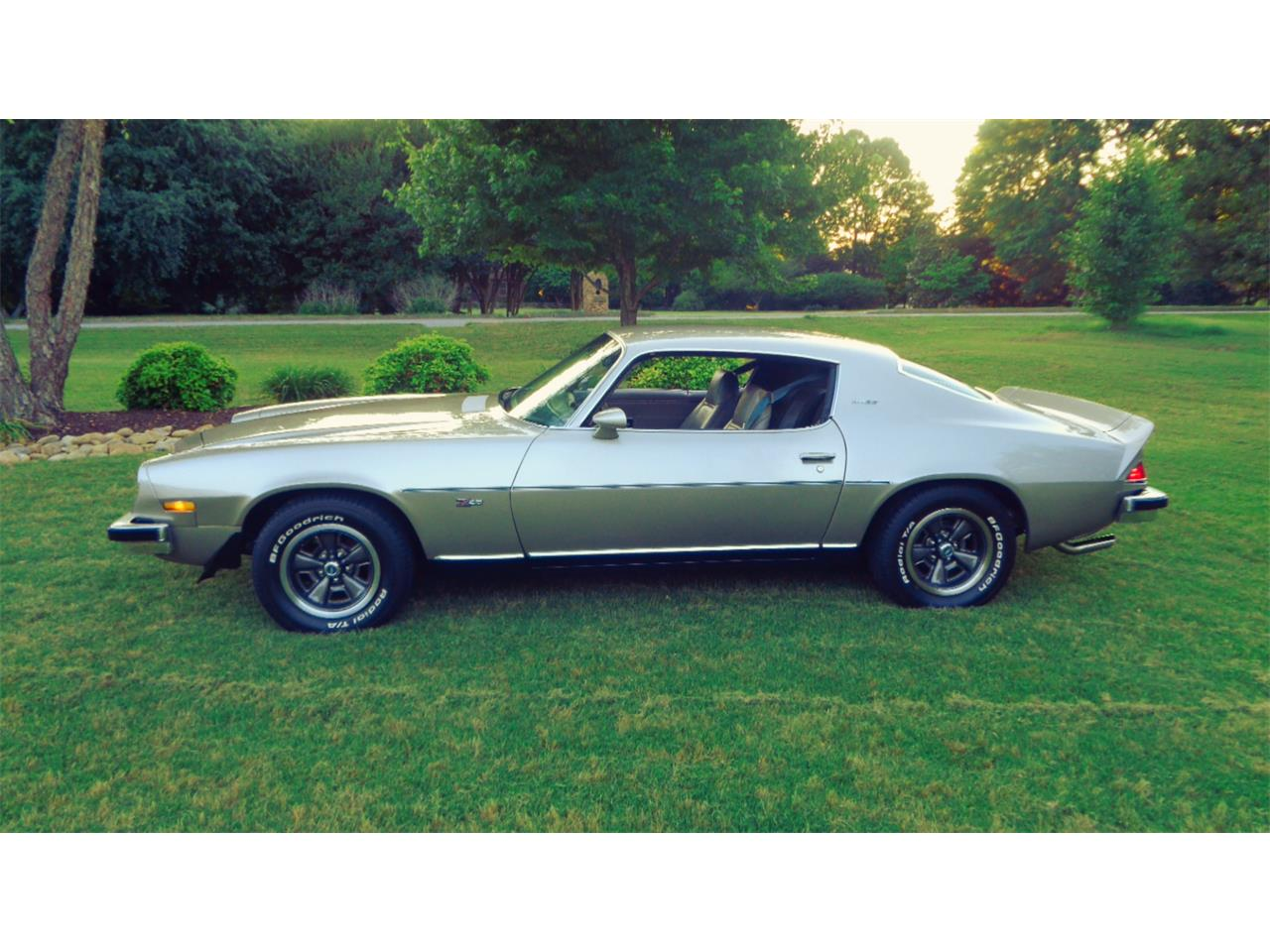Large Picture of '74 Camaro Z28 - Q7ZX