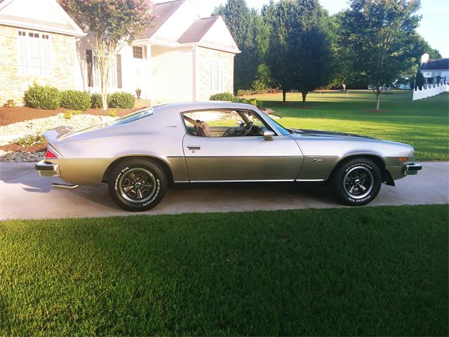 1974 Chevrolet Camaro for Sale on ClassicCars com on ClassicCars com