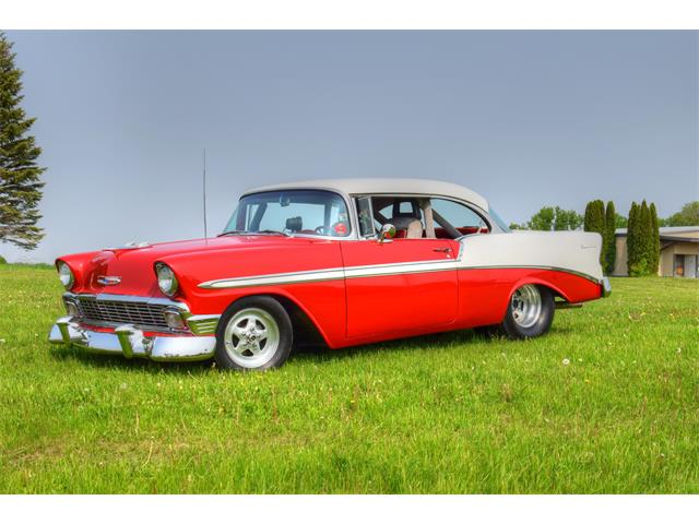 Picture of '56 Bel Air - Q7ZZ