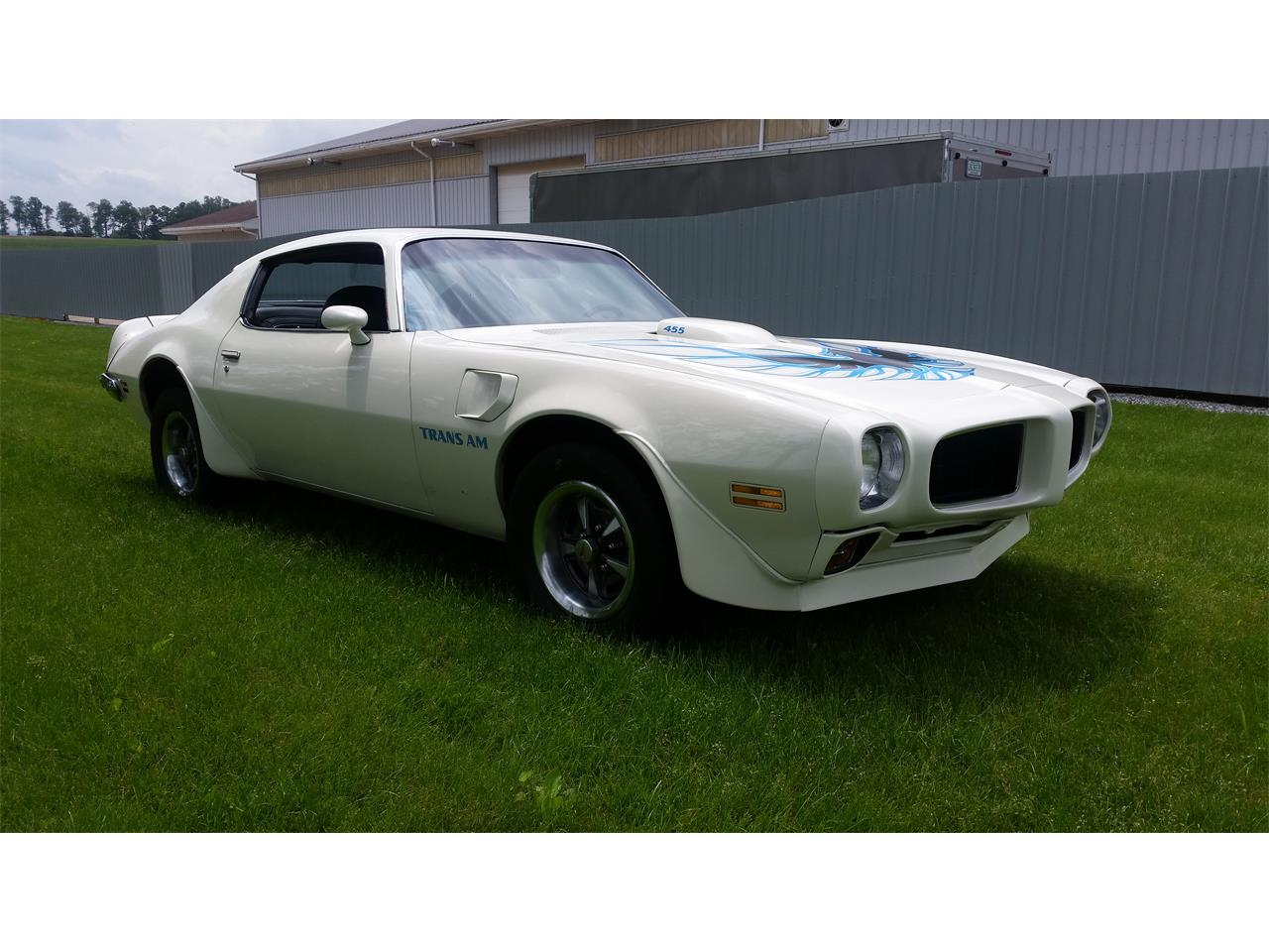 Large Picture of '73 Firebird Trans Am - Q809