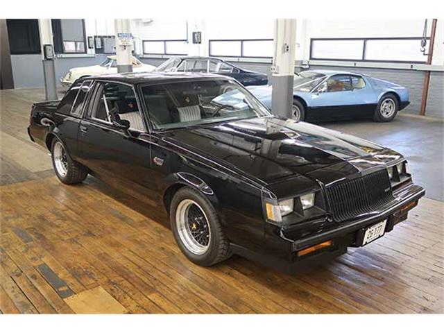 Picture of 1987 Grand National located in Bridgeport Connecticut - $32,000.00 Offered by  - Q80J