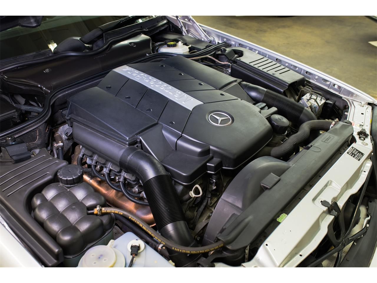 Large Picture of '02 SL500 - Q80N