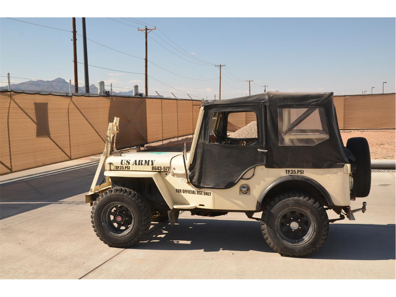 Large Picture of Classic 1951 Willys Jeep - $9,000.00 Offered by a Private Seller - Q80U