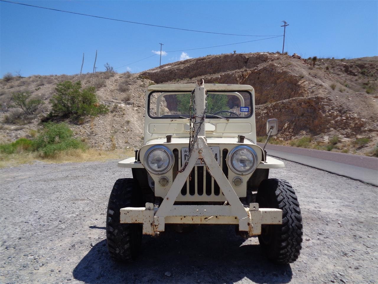 Large Picture of '51 Willys Jeep - $9,000.00 - Q80U