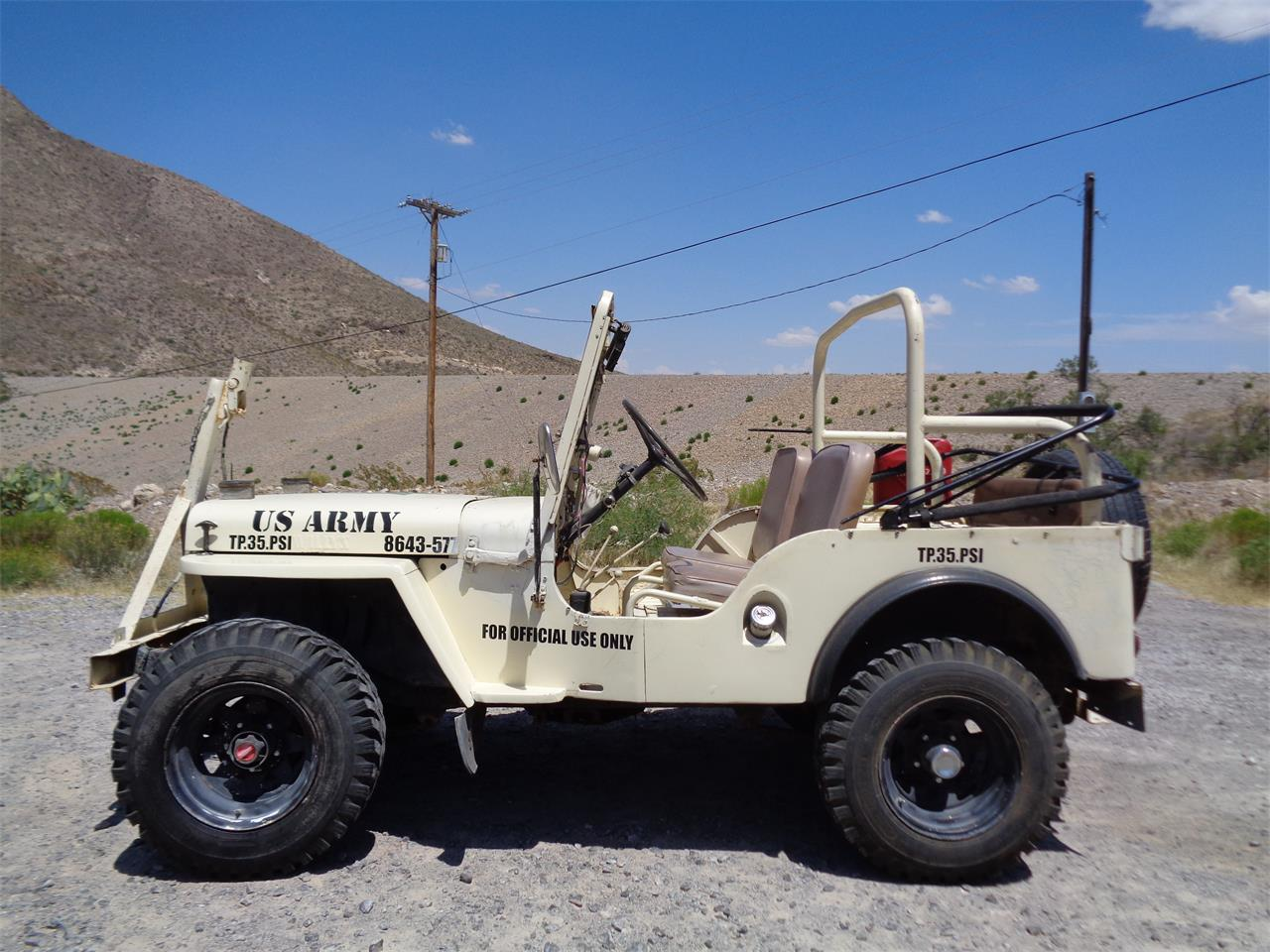 Large Picture of Classic '51 Jeep - Q80U