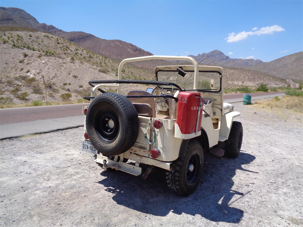 Large Picture of '51 Jeep - $9,000.00 Offered by a Private Seller - Q80U