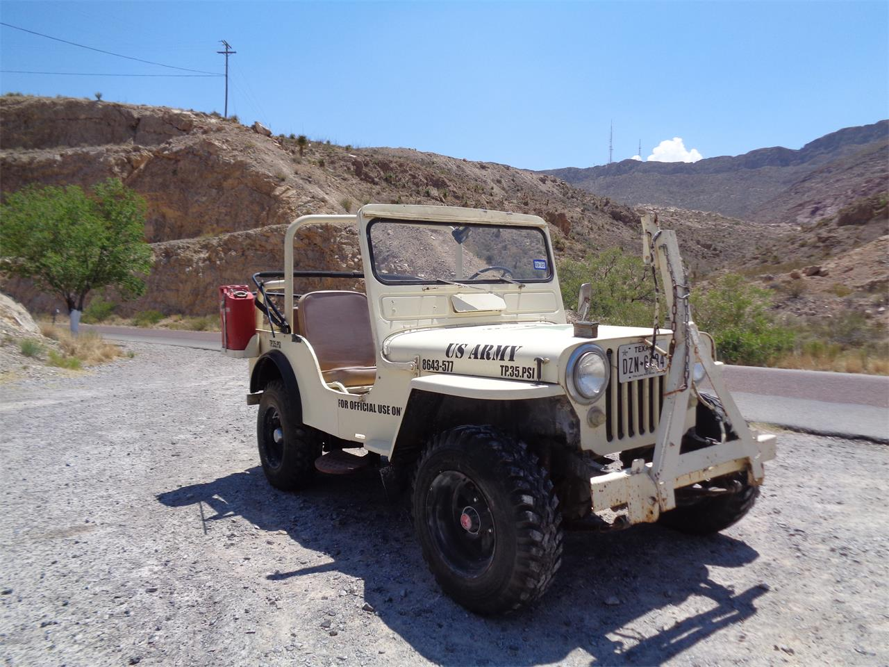 Large Picture of 1951 Jeep - Q80U