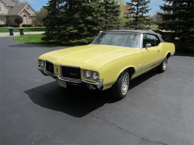 Picture of '72 Cutlass Supreme - Q80Y