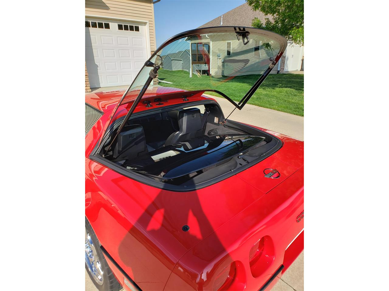 Large Picture of '90 Chevrolet Corvette ZR1 - $24,900.00 Offered by a Private Seller - Q811