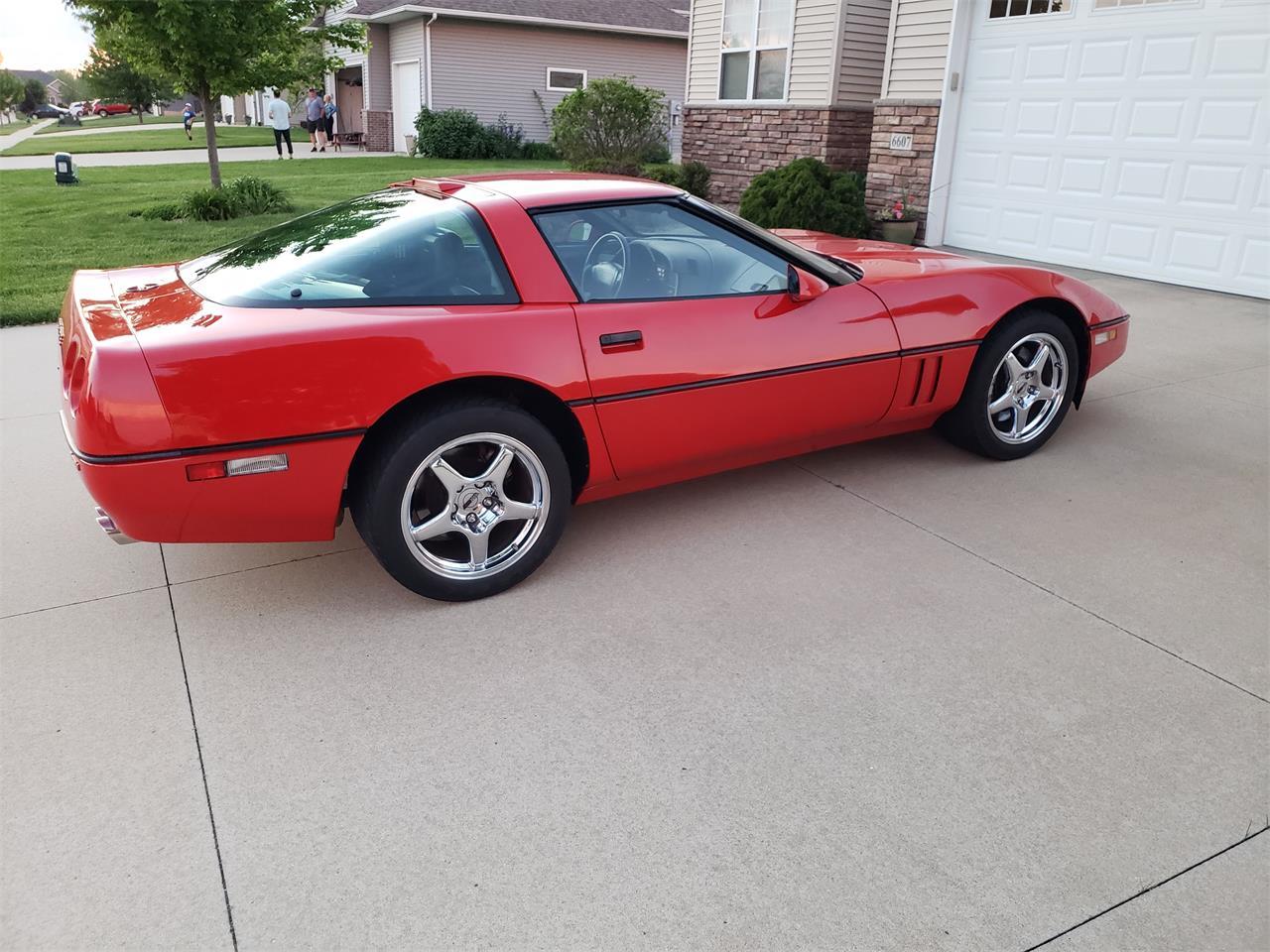 Large Picture of '90 Corvette ZR1 - Q811